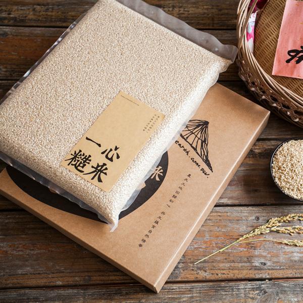 一心糙米(三公斤)