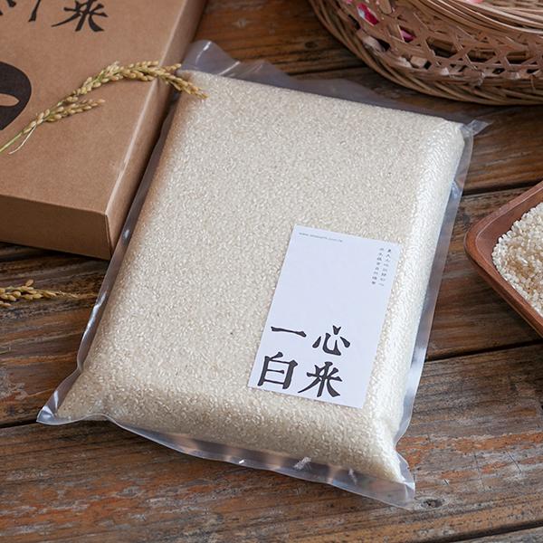 一心白米(三公斤)
