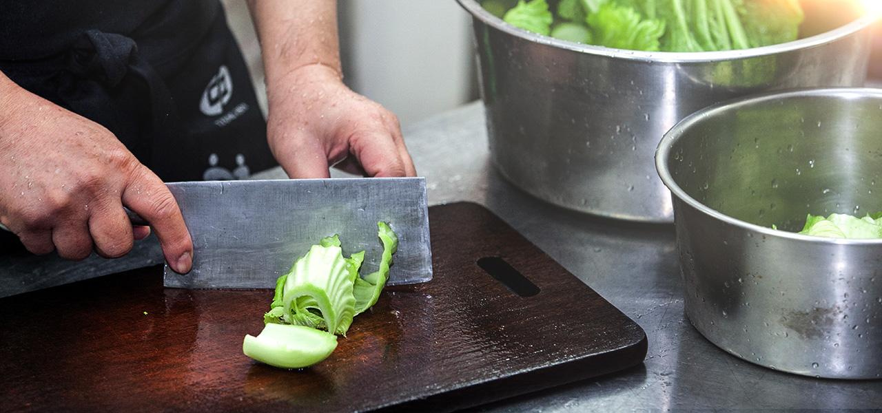 芥菜含有維生素A、B族維生素、維生素C和維生素D很豐富。